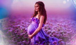Гадание на беременность в этом году.