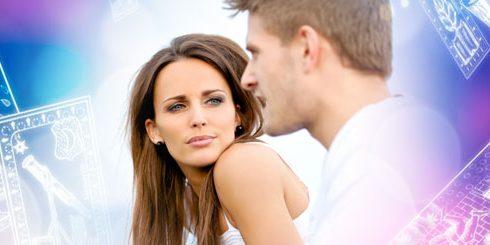 Гадание на любимого человека «Его чувства и мысли» онлайн.