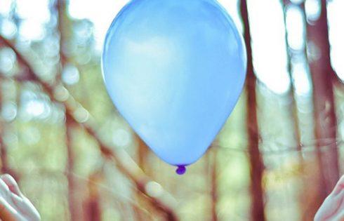 Гадание на воздушных шариках.
