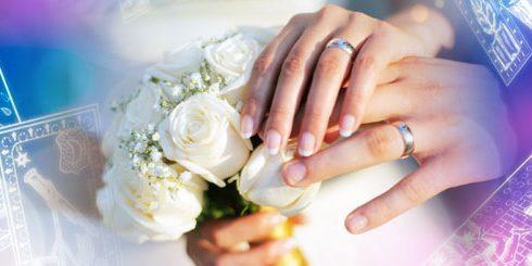 Гадание на свадьбу онлайн.