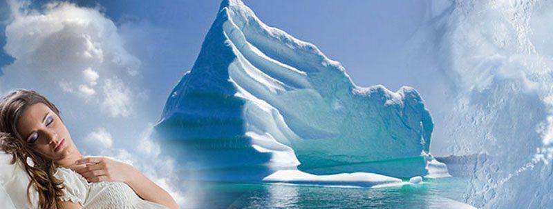 К чему снится айсберг?