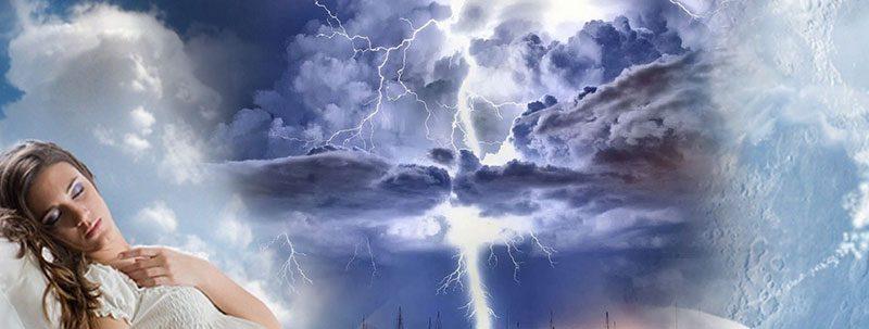 К чему снится буря?