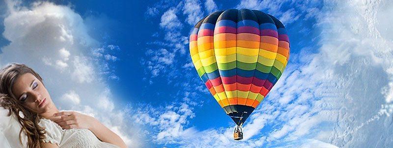 К чему снится воздушный шар?