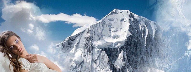 К чему снится вершина горы?