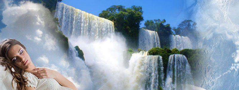 К чему снится водопад?
