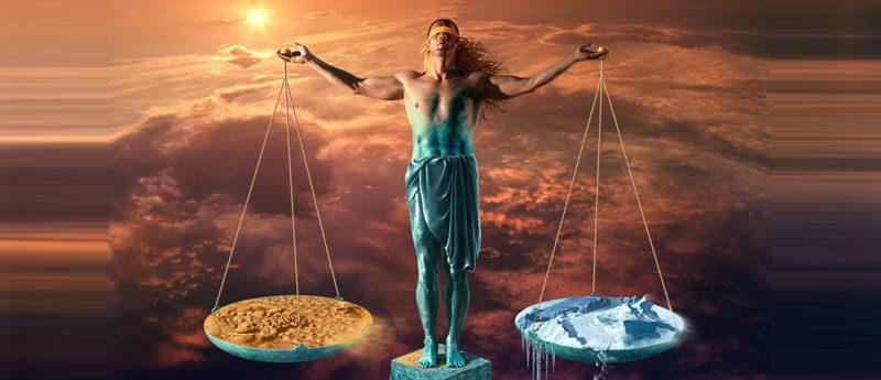 Весы мужчина — характеристика знака зодиака.