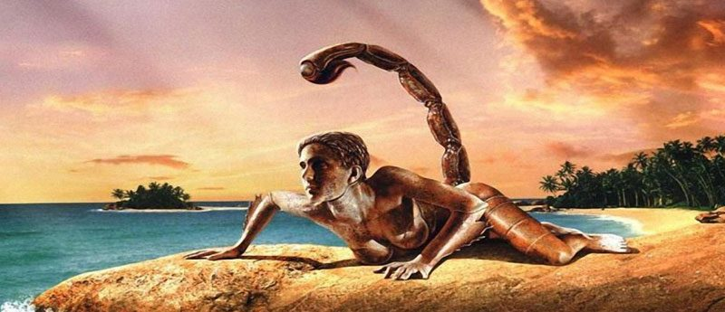 Скорпион женщина — характеристика знака зодиака.