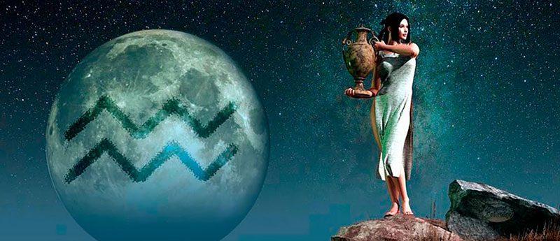 Водолей женщина — характеристика знака зодиака.