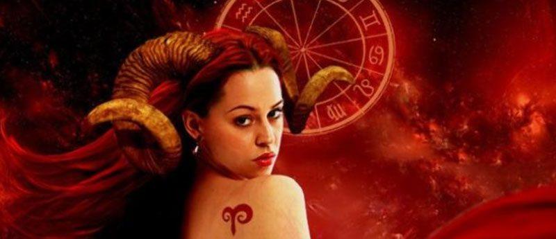 Овен женщина — характеристика знака зодиака.