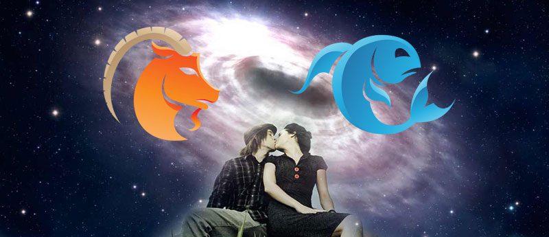 Козерог и Рыбы — совместимость знаков зодиака.