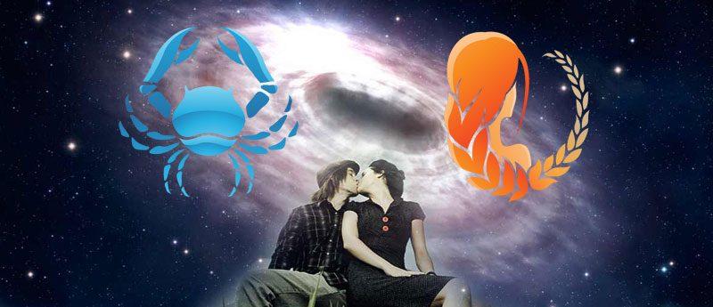 Рак и Дева — совместимость знаков зодиака.