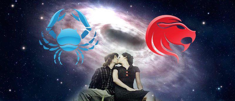 Рак и Лев — совместимость знаков зодиака.