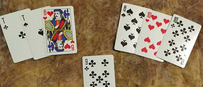Значение игральных карт при гадании (толкование 36 карт)