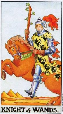 Рыцарь жезлов (посохов)