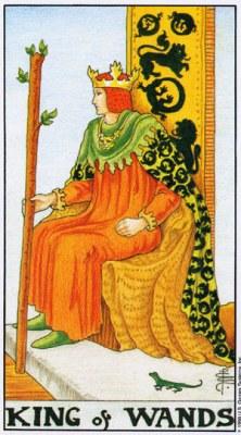 Король Жезлов (Посохов)