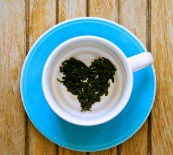 Английский способ гадания на чае
